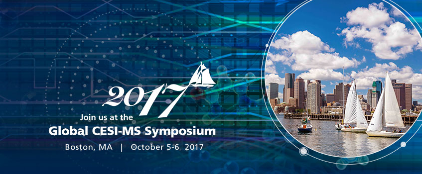 2017 Global CESI-MS Symposium