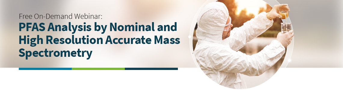 PFAS Analysis by Nominal and High Resolution Accurate Mass Spectrometry