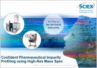 Confident Pharmaceutical Impurity Profiling using High-Res Mass Spec