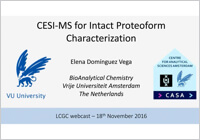Intact Proteoform Characterization using CESI-MS