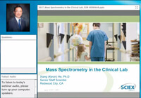 Mass Spectrometry in the Clinical Lab