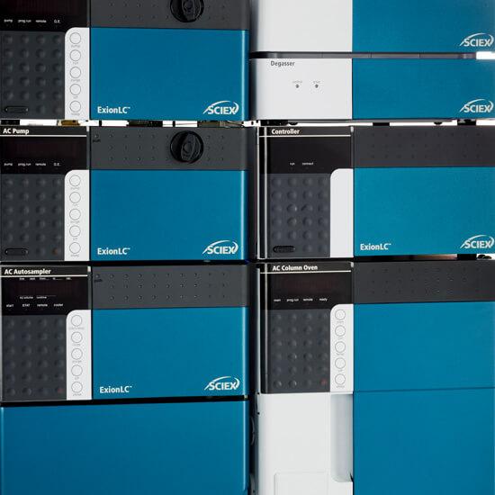 ExionLC™ UHPLC 和 HPLC 系统