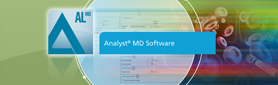 AnalystMD Software