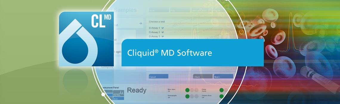CliquidMD Software