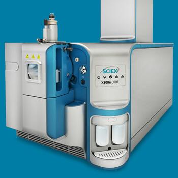 X500B QTOF System