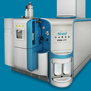 X500R QTOF System