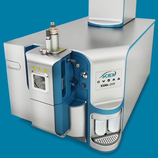 X500R QTOF 系统