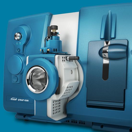 QTRAP® 4500 系统