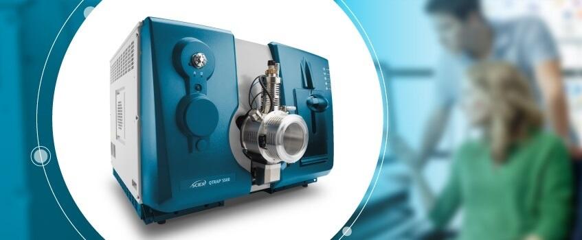 QTRAP 5500 LC-MS/MS 系统