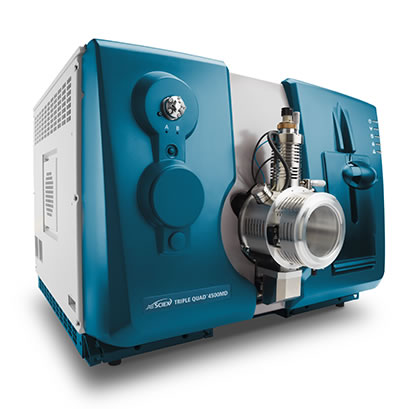 SCIEX Triple Quad 4500 System