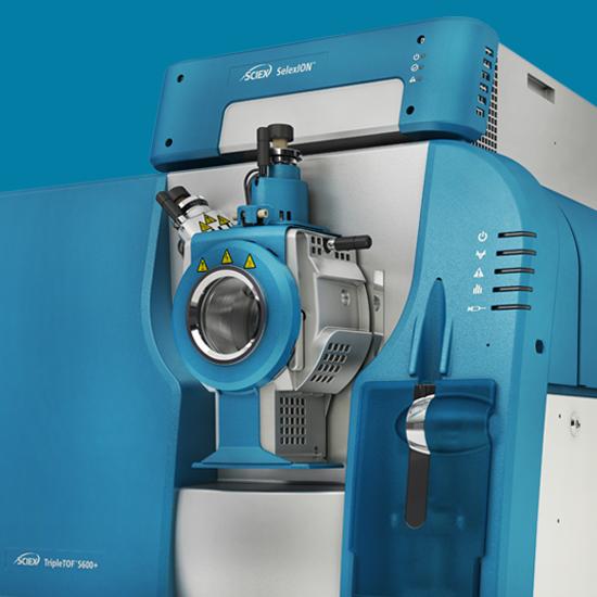 TripleTOF® 5600+ 系统