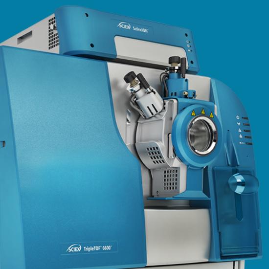 TripleTOF® 6600 系统