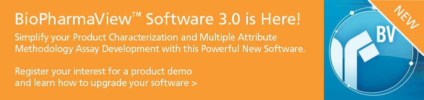 BioPharmaView Software 3.0 is here!