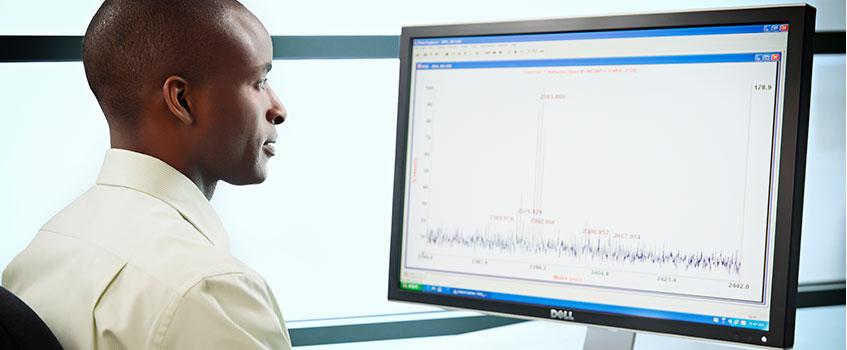Advanced Peak Identification and Profiling
