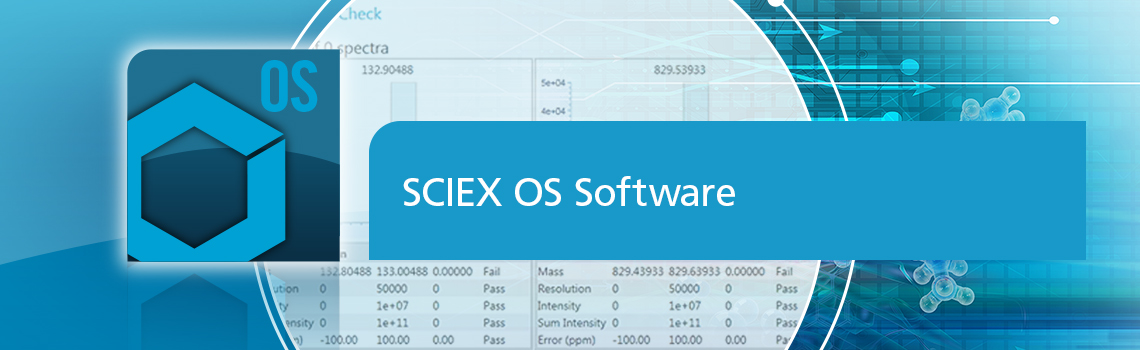 SCIEX OS Software 1.4