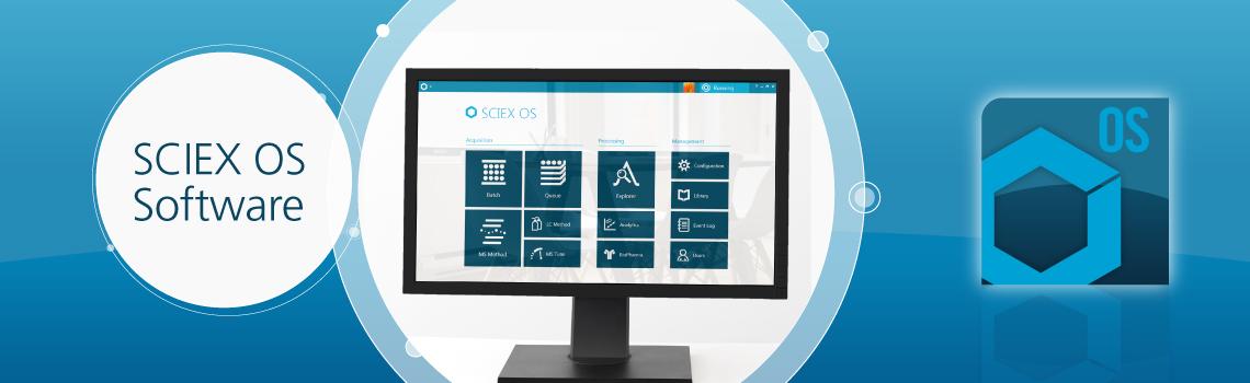 SCIEX OS Software 1.4