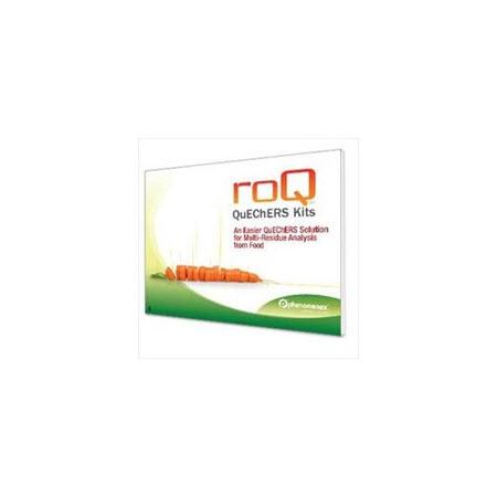 roQ QuEChERS Extraction and Dispersive Kit