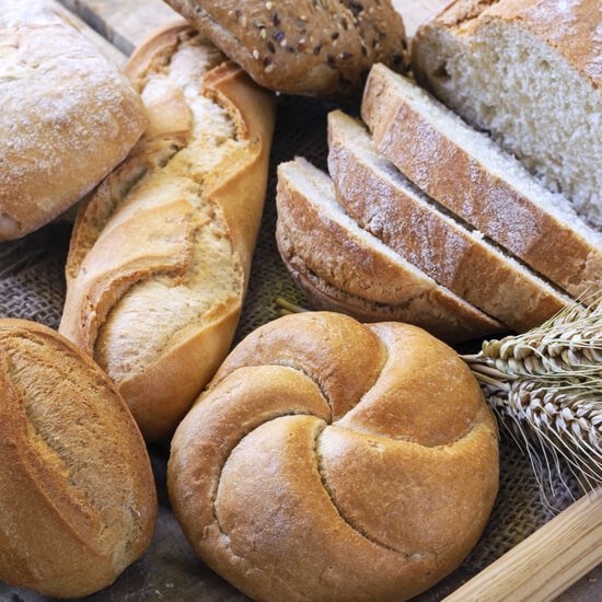 Gluten quantitation in foods