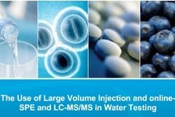 LC-MS/MS Water Testing